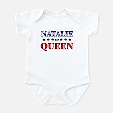 NATALIE for queen Infant Bodysuit