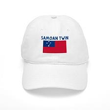 SAMOAN TWIN Baseball Cap