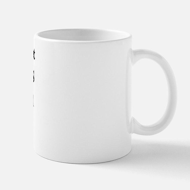 The World Revolves Around Ore Mug
