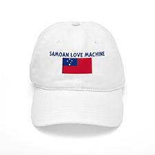 SAMOAN LOVE MACHINE Baseball Cap