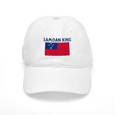 SAMOAN KING Baseball Cap