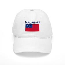 SAMOAN DAD Baseball Cap