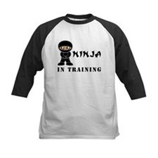 Dark Brown Eyes/Skin Ninja Tee