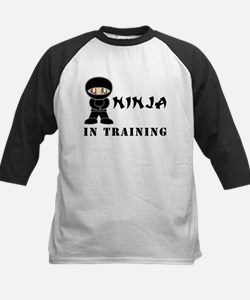 Brown Eyes Ninja In Training Tee