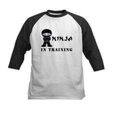 Blue Eyes Ninja In Training Tee