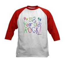 58 Year Olds Rock ! Tee