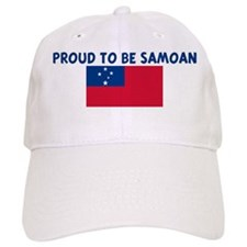 PROUD TO BE SAMOAN Baseball Cap