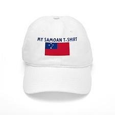 MY SAMOAN T-SHIRT Baseball Cap