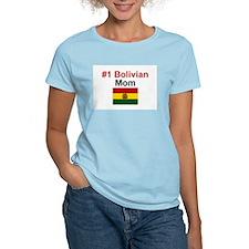 #1 Bolivian Mom T-Shirt
