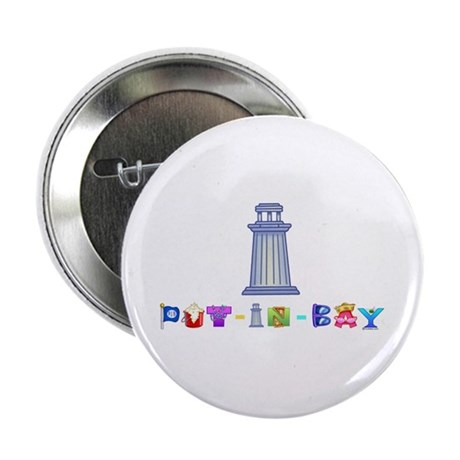 "Perry Peace Monument 2.25"" Button (100 pack)"