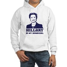 Hillary is My Homegirl Jumper Hoody