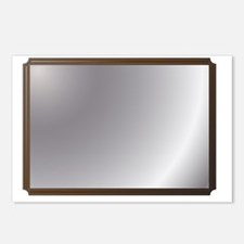 Wall Mirror Postcards (Package of 8)