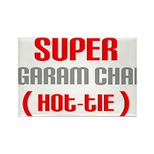 Super Garam Chai Hottie Rectangle Magnet