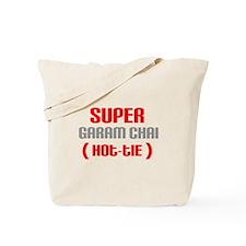 Super Garam Chai Hottie Tote Bag