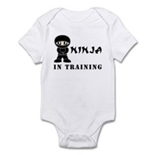 Ninja In Training Infant Bodysuit