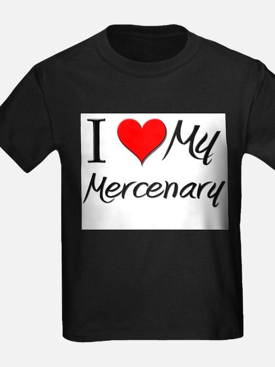 I Heart My Mercenary T