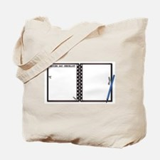 Moving Day Checklist Notepad Tote Bag