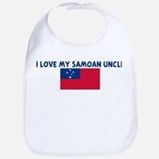 I LOVE MY SAMOAN UNCLE Bib