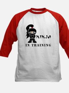 Girl Ninja In Training Tee