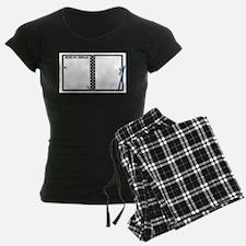 Moving Day Checklist Notepad Pajamas