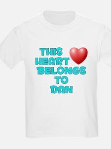 This Heart: Dan (E) T-Shirt