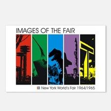 Images of the Fair Postcards (Package of 8)
