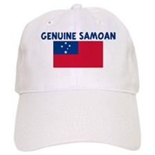 GENUINE SAMOAN Baseball Cap