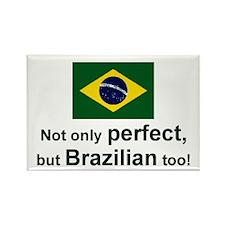 Perfect Brazilian Rectangle Magnet