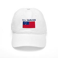 75 PERCENT SAMOAN Baseball Cap