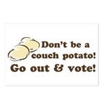 Go Out and Vote Postcards (8 pk)