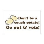 Go Out and Vote Poster Print (Mini)
