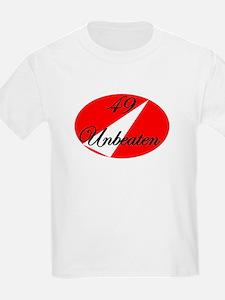 49 Unbeaten T-Shirt