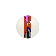 Extrapolated Man Mini Button (100 pack)