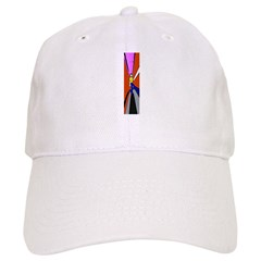 Extrapolated Man Baseball Cap