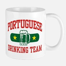 Portuguese Drinking Team Mug