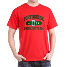 Portuguese Drinking Team T-Shirt