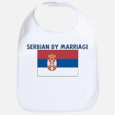 SERBIAN BY MARRIAGE Bib