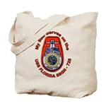 USS Florida Custom Tote Bag