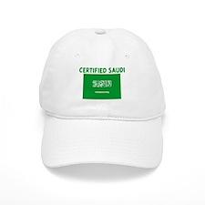 CERTIFIED SAUDI Baseball Cap
