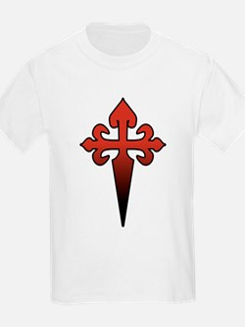 Dagger and Cross T-Shirt
