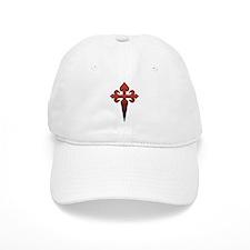 Dagger and Cross Baseball Cap