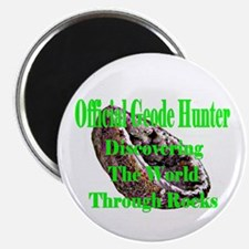 Geode Hunter Magnet