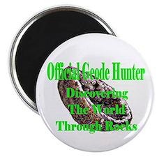 """Geode Hunter 2.25"""" Magnet (100 pack)"""