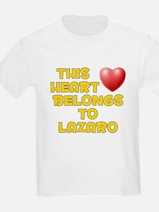 This Heart: Lazaro (D) T-Shirt