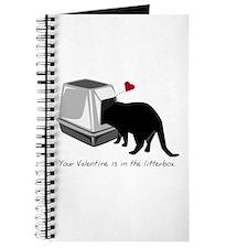 Litterbox Valentines Journal