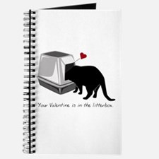 Litterbox Valentines Journal