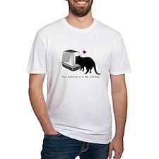 Litterbox Valentines Shirt