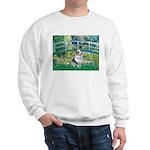 Bridge / Welsh Corgi (Bl.M) Sweatshirt