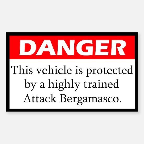 Attack Bergamasco Decal