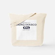 Property of Bergamasco Tote Bag